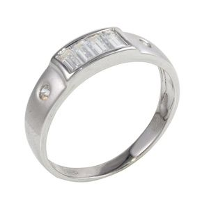 Other - men Sterling Silver Wedding Band Ring s 9 10 11 12